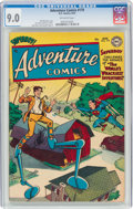 Golden Age (1938-1955):Superhero, Adventure Comics #179 (DC, 1952) CGC VF/NM 9.0 Off-white pages....