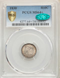 1830 H10C MS64+ PCGS. CAC. PCGS Population: (88/65 and 6/4+). NGC Census: (97/64 and 0/1+). MS64. Mintage 1,200,000....(...
