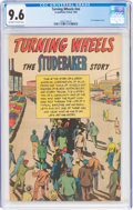 Golden Age (1938-1955):Miscellaneous, Turning Wheels #nn (No Publisher Listed, 1954) CGC NM+ 9.6 Off-white to white pages....