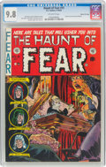 Haunt of Fear #15 Gaines File Pedigree (EC, 1952) CGC NM/MT 9.8 Off-white pages