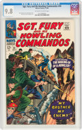 Silver Age (1956-1969):War, Sgt. Fury and His Howling Commandos #36 (Marvel, 1966) CGC NM/MT 9.8 Off-white to white pages....