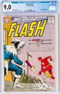Silver Age (1956-1969):Superhero, The Flash #114 (DC, 1960) CGC VF/NM 9.0 White pages.