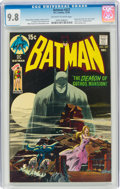 Bronze Age (1970-1979):Superhero, Batman #227 (DC, 1970) CGC NM/MT 9.8 Off-white to white pages....
