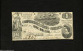 Confederate Notes:1862 Issues, T44 $1 1862....