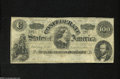 Confederate Notes:1862 Issues, T49 $100 1862....