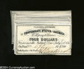 Confederate Notes:Group Lots, Thirty-three Confederate Bond Coupons.... (33 items)