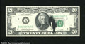 Error Notes:Ink Smears, Fr. 2069-B $20 1969B Federal Reserve Note. Gem CrispUncirculated....