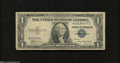 Error Notes:Obstruction Errors, Fr. 1608 $1 1935A Silver Certificate. Very Good....