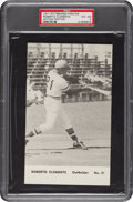 Baseball Cards:Singles (1970-Now), 1971 Pittsburgh Pirates Team Issue Roberto Clemente Action Photos PSA VG-EX 4....