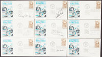 1961-91 Basketball Hall of Fame Signed First Day Cover Collection