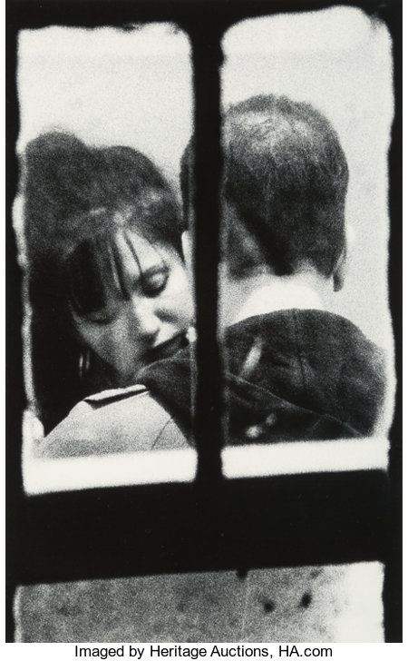 Merry Alpern (American, b. 1955)Untitled from the Window Series, 1994Gelatin silver17-7/8 x 11-7/8 inches (45....