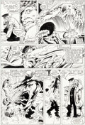 Original Comic Art:Panel Pages, Alan Davis and Paul Neary Excalibur #1 Page 6 Original Art (Marvel, 1988)....