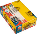 Baseball Cards:Unopened Packs/Display Boxes, 1959 Topps Baseball (4th Series) Cello Box with 36 Unopened Packs....