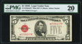 Small Size:Legal Tender Notes, Fr. 1530* $5 1928E Mule Legal Tender Note. PMG Very Fine 20.. ...