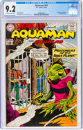 Silver Age (1956-1969):Superhero, Showcase #33 Aquaman (DC, 1961) CGC NM- 9.2 Off-white to w...