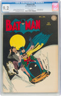 Golden Age (1938-1955):Superhero, Batman #26 (DC, 1945) CGC NM- 9.2 Off-white to white pages....