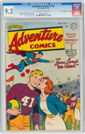 "Golden Age (1938-1955):Superhero, Adventure Comics #170 Davis Crippen (""D"" Copy) Pedigree (DC, 1951) CGC NM- 9.2 Off-white to white pages...."