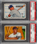 Baseball Cards:Sets, 1951 Bowman Baseball Complete Set (324) With Wrapper....