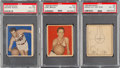 Basketball Cards:Singles (Pre-1970), 1948 Bowman Basketball Complete Set (72)....