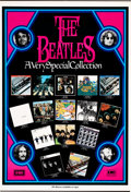 """Music Memorabilia:Posters, The Beatles """"A Very Special Collection"""" Poster (UK, circa 1970s). . ..."""