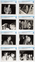 Explorers:Space Exploration, Giant Leap World Tour, 10/06 (Spain): Eight Photographs of the Neil Armstrong on His Visit to the Madrid, Spain Directly From ...