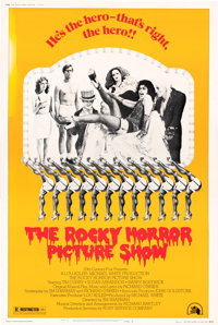 The Rocky Horror Picture Show Style B Promo Poster (1975)