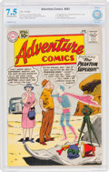 Silver Age (1956-1969):Superhero, Adventure Comics #283 (DC, 1961) CBCS VF- 7.5 Off-white to white pages....