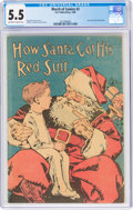 Golden Age (1938-1955):Miscellaneous, March of Comics nn (#2) How Santa Got His Red Suit (K. K. Publications, Inc., 1946) CGC FN- 5.5 Off-white to white pages....