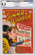 Golden Age (1938-1955):Western, Jimmy Wakely #13 Murphy Anderson File Copy (DC, 1951) CGC VF+ 8.5 Cream to off-white pages....