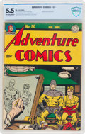 Golden Age (1938-1955):Superhero, Adventure Comics #90 (DC, 1944) CBCS FN- 5.5 Off-white to white pages....