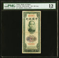 World Currency, China Bank of China 100 Yuan 1941 Pick 96a S/M#C294-265 PMG Fine 12.. ...