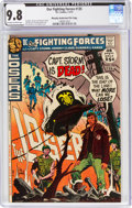 Bronze Age (1970-1979):War, Our Fighting Forces #135 Murphy Anderson File Copy (DC, 1972) CGC NM/MT 9.8 Off-white to white pages....