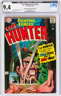 Silver Age (1956-1969):War, Our Fighting Forces #102 Murphy Anderson File Copy (DC, 1966) CGC NM 9.4 White pages....