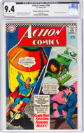 Silver Age (1956-1969):Superhero, Action Comics #348 Murphy Anderson File Copy (DC, 1967) CGC NM 9.4 Off-white to white pages....