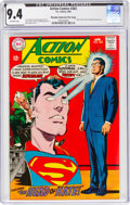 Silver Age (1956-1969):Superhero, Action Comics #362 Murphy Anderson File Copy (DC, 1968) CGC NM 9.4 Off-white pages....