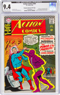 Silver Age (1956-1969):Superhero, Action Comics #340 Murphy Anderson File Copy (DC, 1966) CGC NM 9.4 Off-white to white pages....