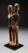 Tribal Art, A Tabwa Figural Group...