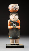 American Indian Art:Kachina Dolls, A Hopi Kachina Maiden...