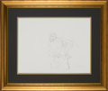 "Music Memorabilia:Memorabilia, John Lennon Hand Signed ""Exchange of Rings"" Bag One Lithograph Number 69/300. ..."
