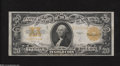 Large Size:Gold Certificates, Fr. 1187 $20 1922 Gold Certificate Very Fine-Extremely Fine....