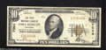 National Bank Notes:Colorado, Fort Morgan, CO...