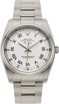 Rolex, Oyster Perpetual Air King, Ref. 114200, Stainless Steel, Circa 2000's