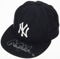 Derek Jeter Signed Limited Edition New York Yankees Hat