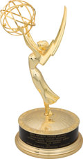 Movie/TV Memorabilia:Awards, Sports Emmy Award For Outstanding Playoff Coverage (2012). ...