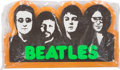 Music Memorabilia:Memorabilia, The Beatles Large Styrofoam Display (Capitol Records, 1974). ...