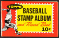 Baseball Cards:Lots, 1962 Topps Stamps Collection (113) With Album....