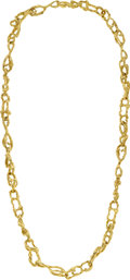 Estate Jewelry:Necklaces, Gold Necklace, Tiffany & Co. . ...