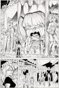 Original Comic Art:Panel Pages, Arthur Adams and Scott Williams Gen 13 #34 Story Page 1 Original Art (Image, 1998)....