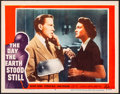 """Movie Posters:Science Fiction, The Day the Earth Stood Still (20th Century Fox, 1951). Very Fine. Lobby Card (11"""" X 14""""). Science Fiction.. ..."""