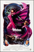 "Movie Posters:Fantasy, The Witches (Warner Bros., 1990). Rolled, Very Fine+. One Sheet (27"" X 41"") SS, Greg Winters Artwork. Fantasy.. ..."